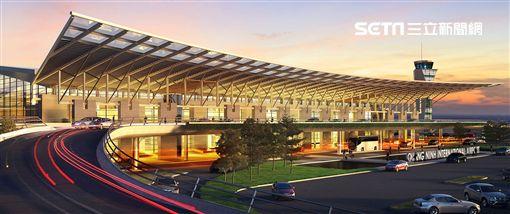 雲頓國際機場,/越竹航空提供