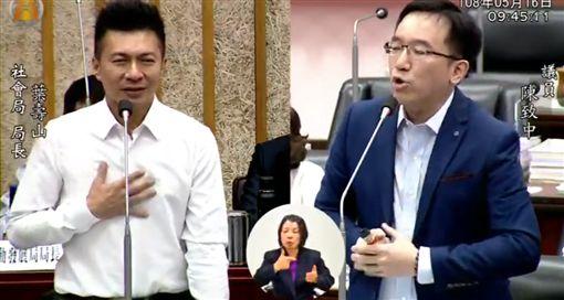 高雄,韓國瑜,議會,陳致中,葉壽山,立委,總統