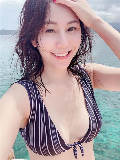 王世均,洪曉蕾/翻攝自洪曉蕾臉書