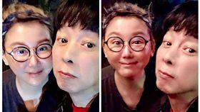 曹西平/藍心湄首度合作。臉書