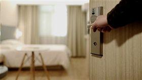 靈異,兇宅,旅館 (示意圖/取自Pixabay)