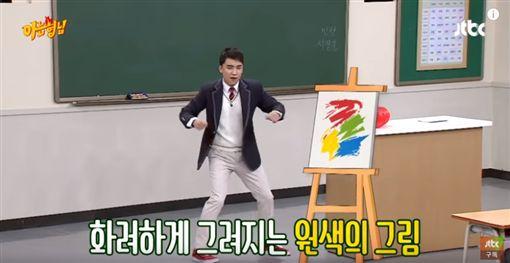 翻攝自JTBC Entertainment YouTube 勝利