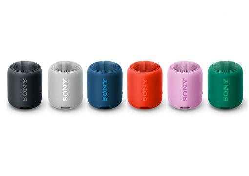 EXTRA BASS,音樂,Sony EXTRA BASS,無線藍牙喇叭,SRS-XB12,防水