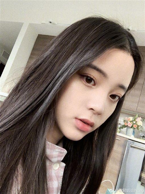 歐陽娜娜,羅志祥/微博