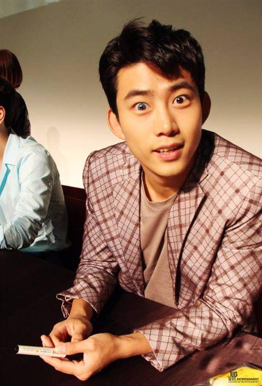 2PM,玉澤演,當兵,退伍/翻攝自2PM臉書