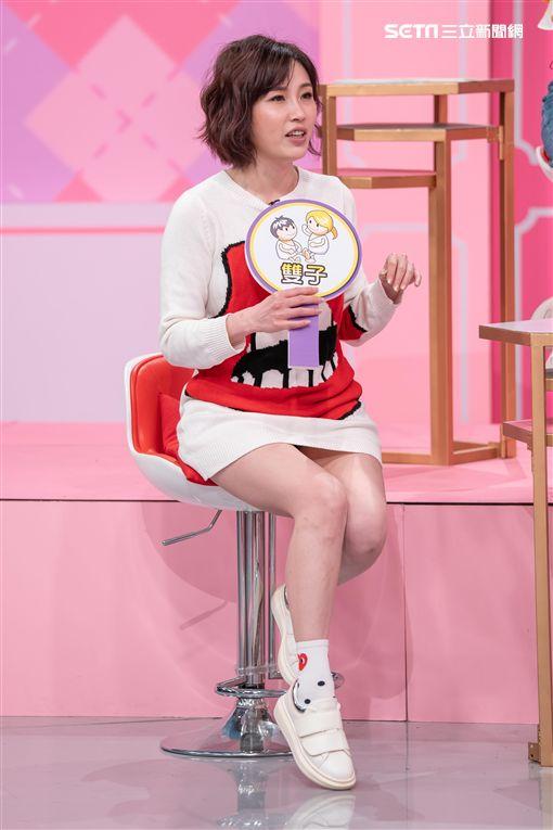 愛紗、余筱萍《女人我最大》 圖/TVBS提供