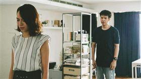 夏于喬與隆宸翰飾演一對論及婚嫁的情侶。(圖/公視提供)