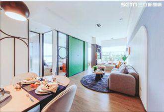 暖心建材 全面升級高坪效「氧生宅」