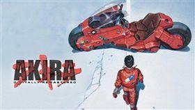 超級科幻神作《阿基拉》(AKIRA)終於確定改編真人電影 。(圖/翻攝自日網)