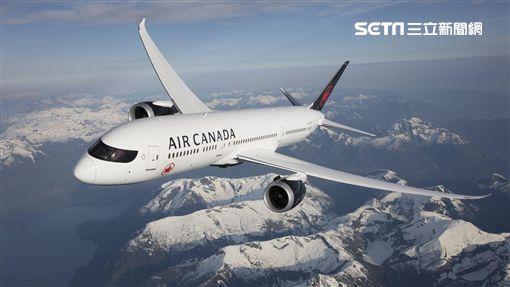 加拿大航空,/加拿大航空提供