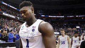 NBA/威廉森想法?繼父、教練說… NBA,紐奧良鵜鶘,選秀,狀元,Zion Williamson 翻攝自推特