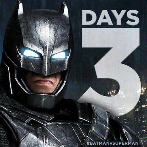 蝙蝠俠對超人:正義曙光 臉書