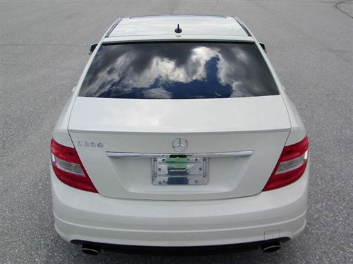 ▲Mercedes-Benz C-Class W204(圖/翻攝網路)