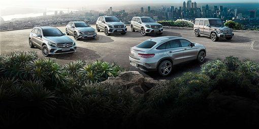 ▲Mercedes-Benz SUV(圖/翻攝網路)
