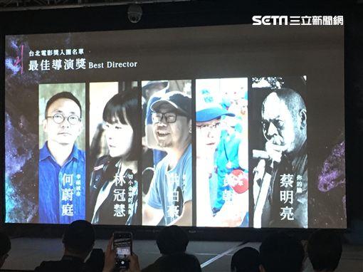 台北電影獎入圍名單公佈。(合成圖/記者常朝貴攝影)