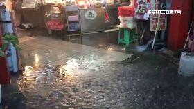 (獨家)水淹城隍廟1030