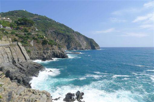 ▲阿瑪菲海岸無敵海景,是許多電影的取景地(圖/鳳凰旅遊)