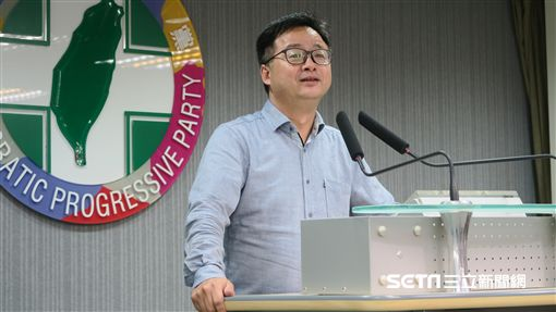 民進黨秘書長羅文嘉。(圖/記者盧素梅攝)
