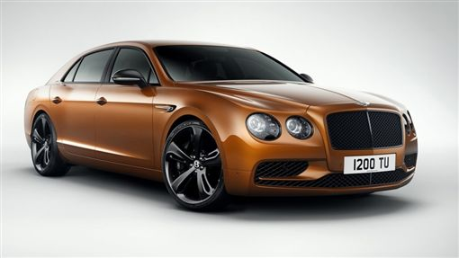 ▲Bently Flying Spur(圖/翻攝網路)