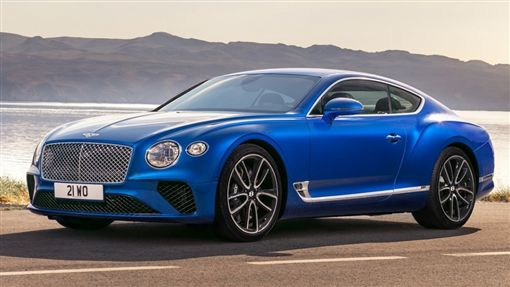 ▲Bently Continental GT(圖/翻攝網路)