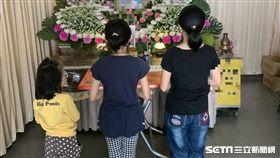 母癌逝留3姊妹 窮困到連喪葬費都付不出來/林清良提供