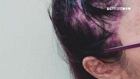 獨染紫頭皮1800