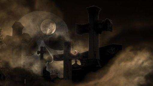 墳墓、夜總會/pixabay