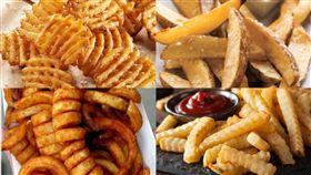 薯條,馬鈴薯,Complex,Fries,炸薯格,油炸,零食,推特,生吃, 圖/翻攝自推特