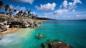 馬里亞納群島擁有無敵天然美景。(圖/馬里亞納觀光局提供)
