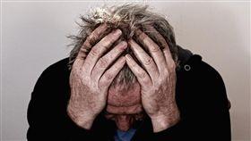 頭痛,示意圖/翻攝自pixabay