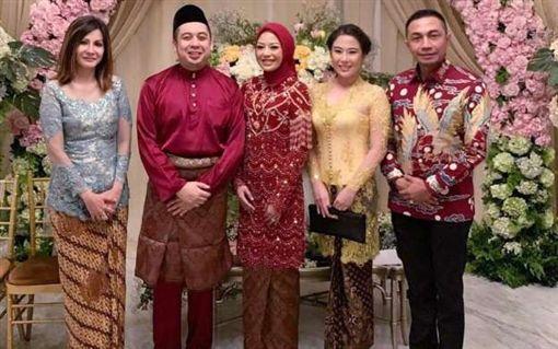 納茲夫丁,緋聞,菲特麗,訂婚,馬來西亞/翻攝自微博