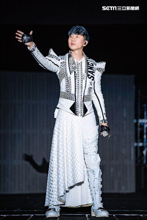 林俊傑(JJ)《聖所2.0》世界巡迴演唱會佛山站圖/JFJ Productions提供
