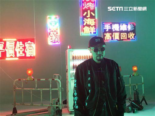 熱狗《廢物》第2波單曲〈嘻哈沒有派對〉圖/本色音樂提供