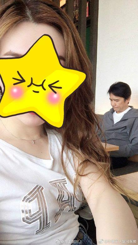 張學友、梁朝偉/微博