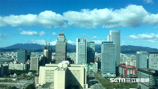 台北101。(圖/記者蔡佩蓉攝影)