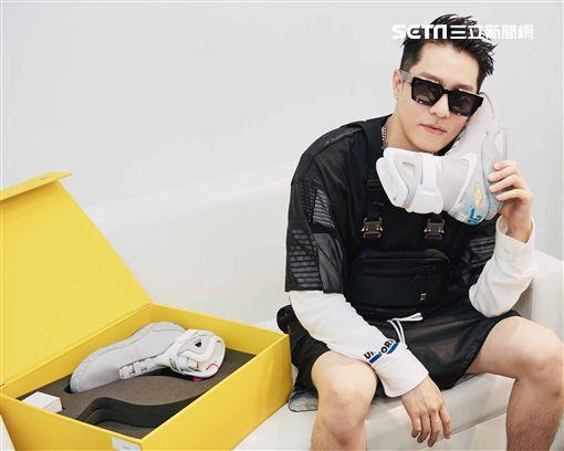 周湯豪 Nike Airmag (圖/天熹娛樂提供)