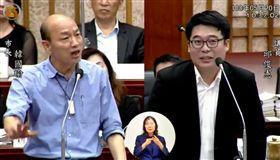 韓國瑜,邱俊憲,議會,機場,發大財