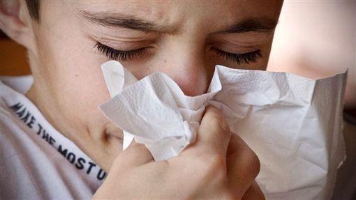 鼻咽癌,鼻塞,流鼻血 (圖/翻攝自Pixabay)