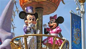 迪士尼樂園。(圖/Pixabay)