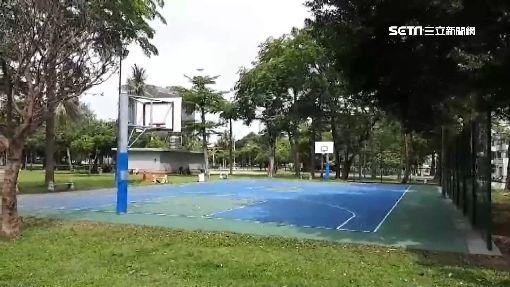 嚇!公園打籃球樹壓身 榕樹倒砸2生
