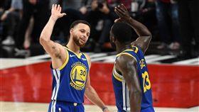 NBA/勇士「綠咖哩」連線無解內幕 NBA,季後賽,金州勇士,Stephen Curry,Draymond Green 翻攝自推特