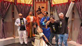 《搞笑盛典》6月8日將於臺南文化中心演出唯一場