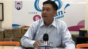 新北市議員林國春 (圖/記者林恩如攝)