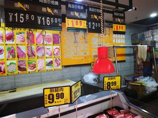 大陸,非洲豬瘟,肉品,價格,PTT 圖/翻攝自PTT