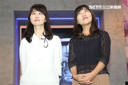 高嘉瑜、黃捷 圖/記者林士傑攝影