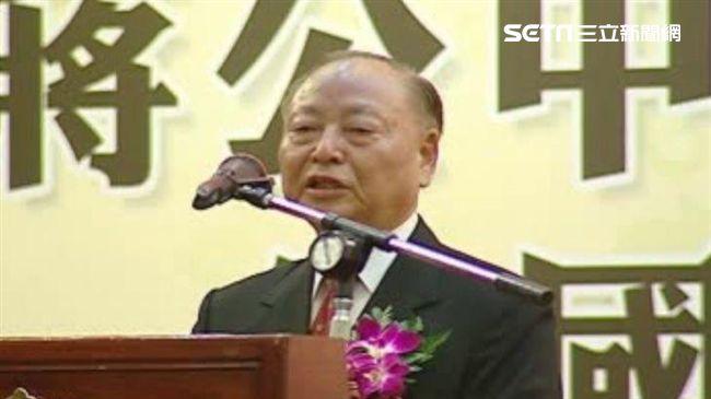 驚!前國防部副部長王文燮 自撞分隔島身亡、享壽87歲