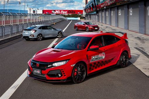 ▲Honda Civic Type R(圖/翻攝網路)