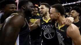 NBA/史上第2!勇士連5季晉總決 NBA,季後賽,金州勇士,總冠軍戰,紀錄
