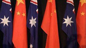 紐時:澳洲淪中國影響他國內政實驗室 (圖/翻攝自微博)