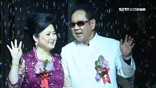 老夫少妻結婚38年 馬如龍與沛小嵐養育9子